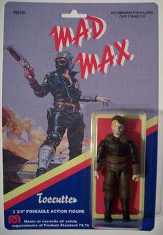 Mad Max figure - Toecutter - Popsfartberger