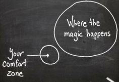 Le mot magique #zonedeconfort