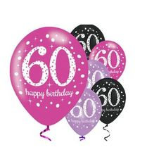 50 jaar ballonnen roze - Apocalypse Now And Then Happy 50th Birthday, Style Deco, Projects To Try, Cards, Gifts, Apocalypse, Holidays, Humor, Diy Party