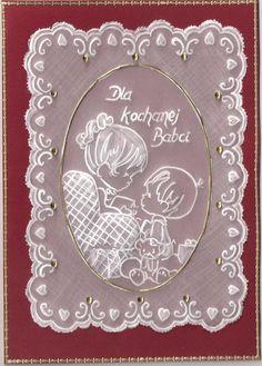 Parchment Craft, Pergamano Dzień Babci