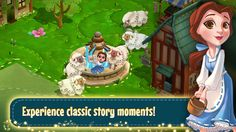 Disney Launches Disney Enchanted Tales on iOS Android