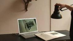 ECAL/Camille Scherrer - Le monde des montagnes. Augmented Book, Installation - Diploma Work  Media & Interaction Design Unit ECAL/University...