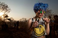 eve rakow (the frown) at oppikoppi -Kevin Goss-Ross Festival Posters, Festival Fashion, Portrait, Photography, Mood, City, Inspiration, Biblical Inspiration, Photograph