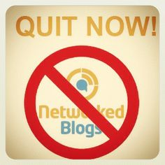article on why networked blogs doesn't work for bloggers