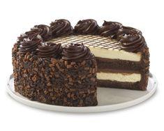 i have had this before and its the best cheesecake ever!! 30th anniversary cheesecake at the cheesecake factory!