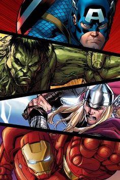fondos de los vengadores para celular                                                                                                                                                                                 Más - Visit to grab an amazing super hero shirt now on sale!