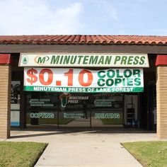 Banner made and printed for Minuteman Press in Lake Forest. #minuteman #minutemanpress #banner #print #ad #ads #advertisement #advertisements #printer #currydesign #prints #banners #graphicdesigner #graphicdesign
