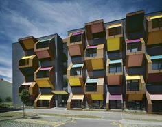 Honeycomb Apartments - Picture gallery