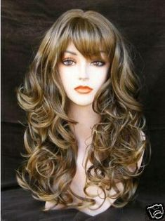 longer wigs for women | How to Take Care of Curly Hair Wigs for Women