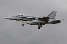 RAF Fairford Riat 2008 : Canadian Armed Forces CF-188 188788