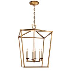 DARLANA LARGE LANTERN ; trying to find something large for the foyer.