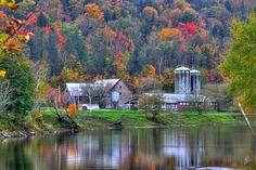 Connecticut River Farm Photograph by Brett Pelletier - Connecticut ...