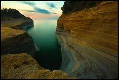 Beach CANAL D AMOUR. Corfu!!!