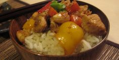 Chinese Chicken with peanuts