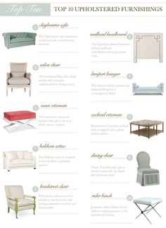 Top 10 Upholstered Furnishings @Sarah Chintomby Chintomby Nasafi Grayce #laylagrayce #lgblog
