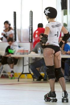 roller derby butts