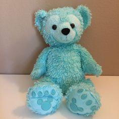 Disney Pre Duffy Mint Green Teddy Bear Hidden Mickey #Disney