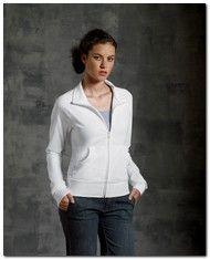 As Low As > US $19.79 > Bella 807 Ladies Cotton/Spandex Cadet Jacket > Available Colors: 6 > Size: S - 2XL