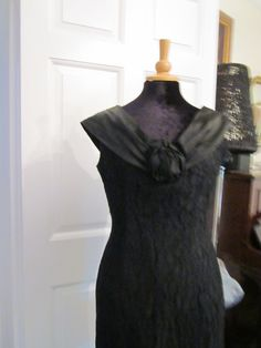 Alterations done on this vintage dress.