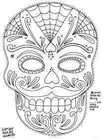 60 Best Day Of The Dead Masks Images Mexican Crafts Mexican Folk