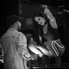 Ensayando junto a mi querido productor @gabymusic @nattinatasha @lnternational_music #nattinatasha#gabymusic@premiolonuestro #premiolonuestro#youtube#instagram#photo#photos#video#videos#new#news##mexico#chile#argentina#artists#vevo#artistas#singed#singing#concert#stage#tour#newyork#eeuu#repost#fallows#fallowers