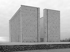 IT, Medea, Ara Pacis. Architect Mario Bacciocchi, 1951.