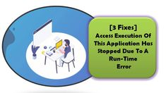 Learn how to fix Access execution of this application has stopped due to run-time error. 1# Try Online Repair Option; 2# Run Access Database As Administrator and more. Ms Office Applications, Microsoft Office Programs, Recovery Tools, The Ok, Check Box, Sql Server, Running, Learning, Keep Running
