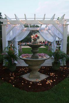 Farm Wedding at Dewberry Farm www.dewberrymanor.com