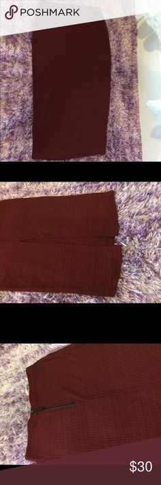Ribbed Midi Skirt 54% Rayon, 44% Polyester, 2% Elastan. Great Condition Urban Outfitters Skirts Midi