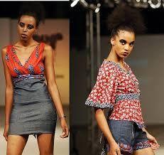 khanga dresses designs - Google Search