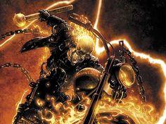 Ghost Rider'