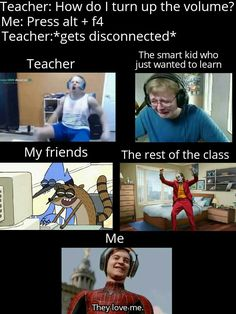 If you want to laugh for a long time, you just have to take a look at our super selection of memes in our collection # 11 Funny School Memes, Crazy Funny Memes, Really Funny Memes, Stupid Funny Memes, Funny Relatable Memes, Haha Funny, Funny Stuff, Fuuny Memes, Random Stuff