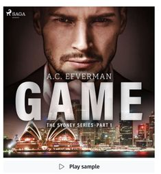 ~ Audiobook release ~ GAME is the first part of 'The Sydney Series' - a series of crime novels set in Sydney, Australia. The Swedish editions of this series have listed #1 bestseller on Amazon nine times. Published by Saga Egmont, available world wide in both audiobooks and eBooks. 📚📱🎧 #new #audiobooks #Game #Gone #TheSydneySeries #Efverman #SagaEgmont #reading #listening #bestselling #CrimeFiction #books #thriller #suspense #series #entertainment