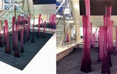 Hospitality Projects - Tsunami Glassworks