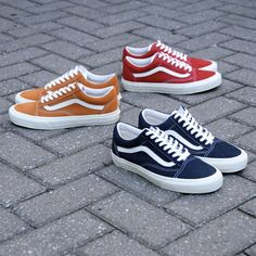 Vans 2013 Fall Old Skool Vintage