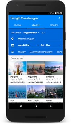 Whether or not you are touring from Jakarta to Sydney or Medan to Bandung Google Flights can supply inspiration and allow you to discover the perfect flights obtainable. Beginning right now you possibly can search http://ift.tt/2ePDRRc to shortly and simply examine and e-book flights  out of your cellular gadget pill or desktop. And youll see native content material and pricing in Rupiah.  Nonetheless making an attempt to determine the place you want to go to and the perfect time to go?…