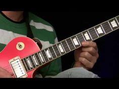 Guitar Lesson - Lydian Mode ( Joe Satriani Style )