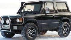 Mitsubishi Pajero (1st generation) ЧЁРнЫЙ ПаДжеR