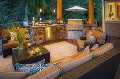 Outdoor Living Landscape Design, Beaverton, OR   Landscaping & Design   Paradise Restored