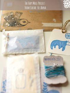 The Happy Mail Project : Anna F.