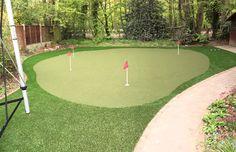 Southend Putting - Trulawn Baseball Field, Golf Courses, Garden, Garten, Gardening, Baseball Park, Outdoor, Gardens, Yard