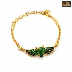 Gold Emerald Dragon Bracelet #WingAccessories #WingJewellery #dragons #DragonBracelet #DragonCharm #DragonJewelry #WingJewelry #DragonAccessories #WingBracelet #dragon #GoldDragonBracelet #DragonJewellery #DragonBangle Dragon Bracelet, Dragon Ring, Dragon Jewelry, Emerald Dragon, Gold Dragon, Ring Necklace, Beaded Necklace, Stud Earrings, Bangles