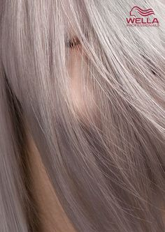 We can't get enough of icy blonde shades. Take things to the next level with our Frosted Blonde hair color palette from our Koleston Perfect collection. Perfect Blonde Hair, Blonde Hair Looks, Icy Blonde, Blonde Shades, Cute Hair Colors, Beautiful Hair Color, Hair Dye Colors, Cool Hair Color, Hair Colour