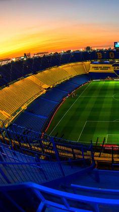 Football Stadium Wallpaper, Cristiano Ronaldo 7, Soccer Pictures, City Painting, Football Stadiums, Real Madrid, Athlete, Iran Football, Tuit