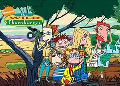 Wild Thornberrys...could never get into this.