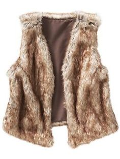 loving faux fur again this season!