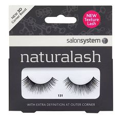 706d137911e New 3D Corner boost and texture lash - Naturalash 131 with extra definition  at outer layer