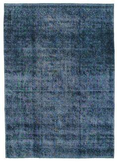 Colored Vintage tapijt 224x316