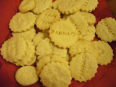 pecsétes keksz Muffin, Cookies, Macaron, Food, Crack Crackers, Biscuits, Essen, Muffins, Meals
