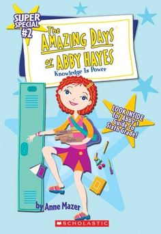 Knowledge is Power (The Amazing Days Of Abby Hayes Super Special, #2)